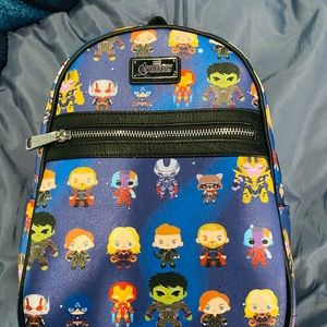 Loungefly Bags - Avengers Loungefly Backpack